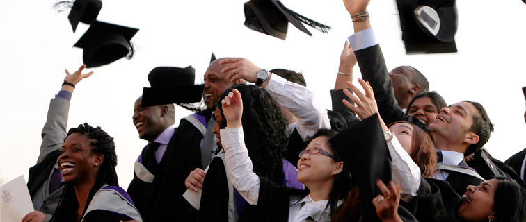 Eligibility criteria for Awards Ceremonies at the University of Hertfordshire