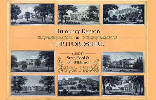 Humphry Repton in Hertfordshire Launch