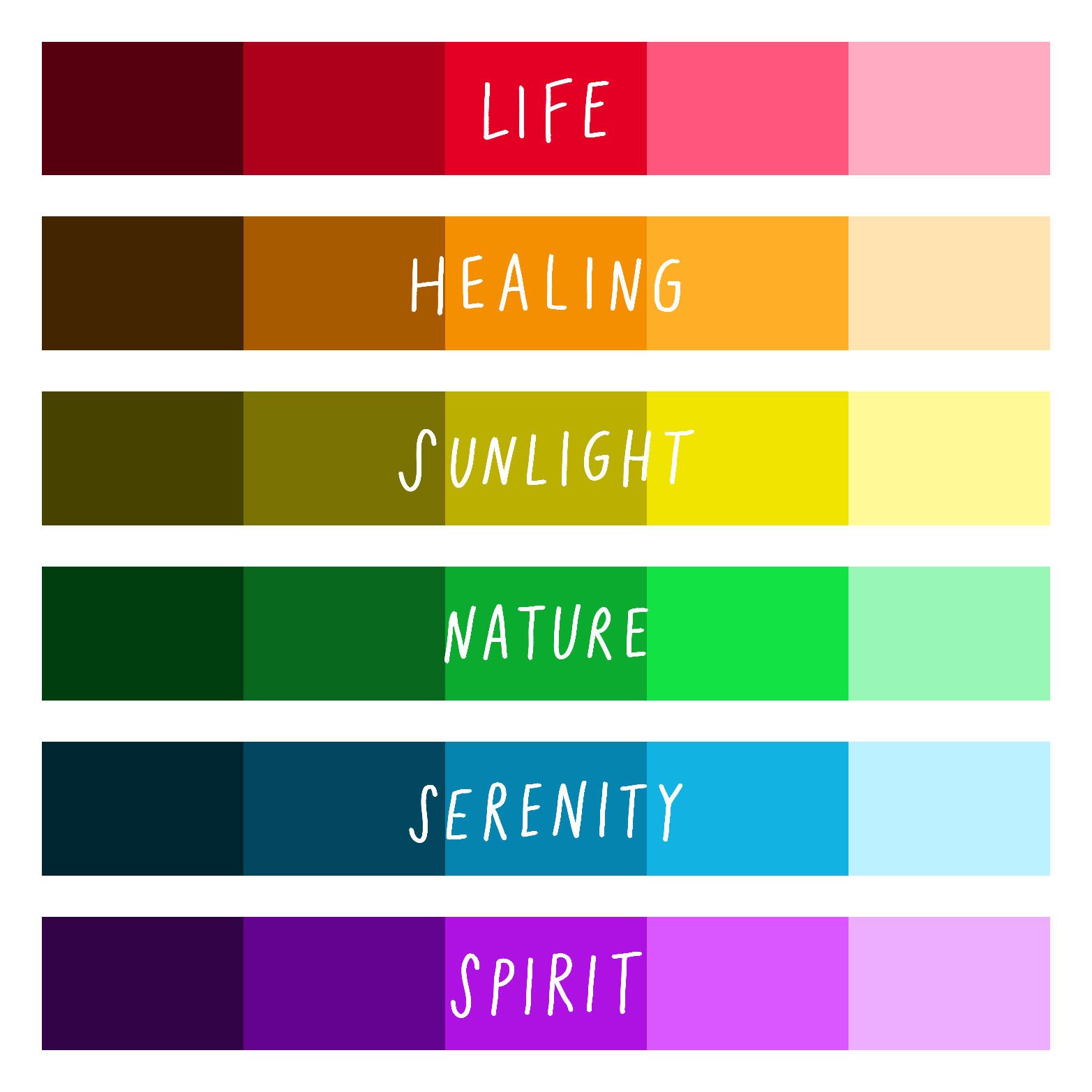 Downloadable Pride swatch