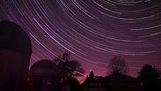 stars in motion over bayfordbury
