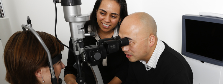 Launch of Optometry Degree