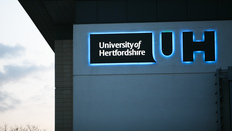 About the University of Hertfordshire