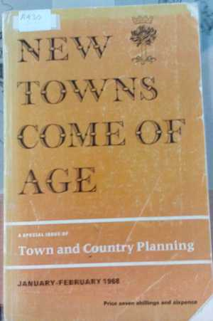 new towns booklet