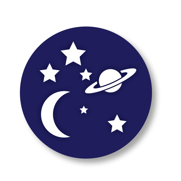 space theme icon