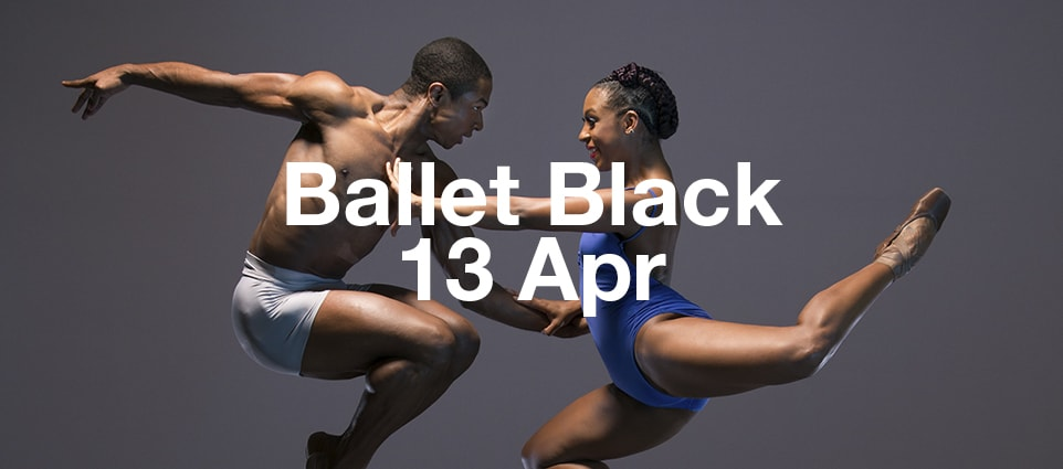 Ballet Black: Triple Bill featuring INGOMA