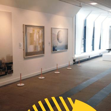 Chapman Gallery Tour