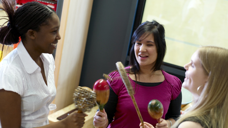 Student Satisfaction above 93% for the last five years (NSS)