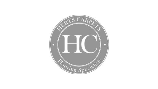 Herts Carpets logo
