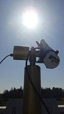sun photometer