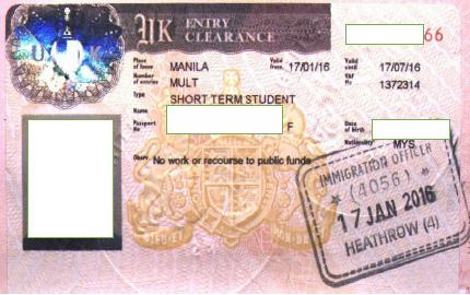 University of hertfordshire applying for a short term study visa short term 1 spiritdancerdesigns Choice Image