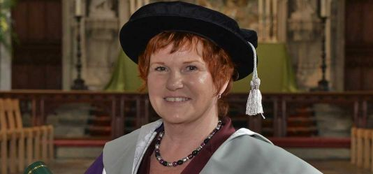 Leading Briton in European Union policy Baroness Bowles honoured by the University
