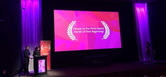 Our lecturer wins prestigious national film award