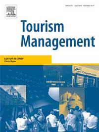 tourism management journal