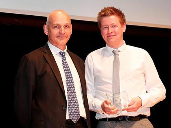 Award winner at VCA