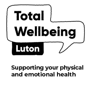 total wellbeing luton logo