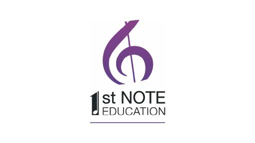 1st Note Logo