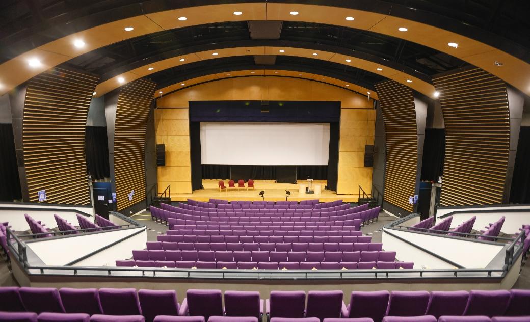 Weston Auditorium
