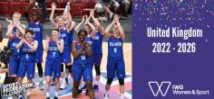 University of Hertfordshire a lead partner in the UK's successful bid to host the International Working Group on Women and Sport