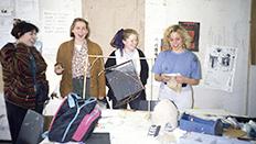 creatove arts students