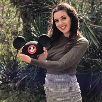 Student at Disney