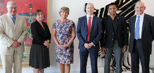 We've appointed new members to our Board of Governors