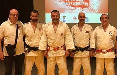 Judo coaches