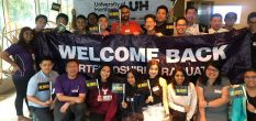 Malaysian alumni enjoy welcome home event