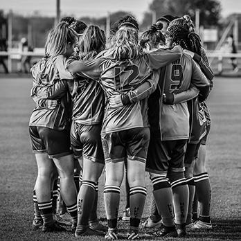 Herts' women football