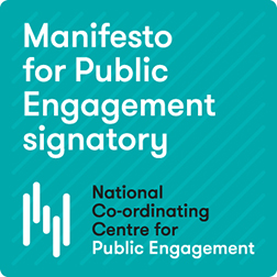 Manifesto for Public Engagement logo