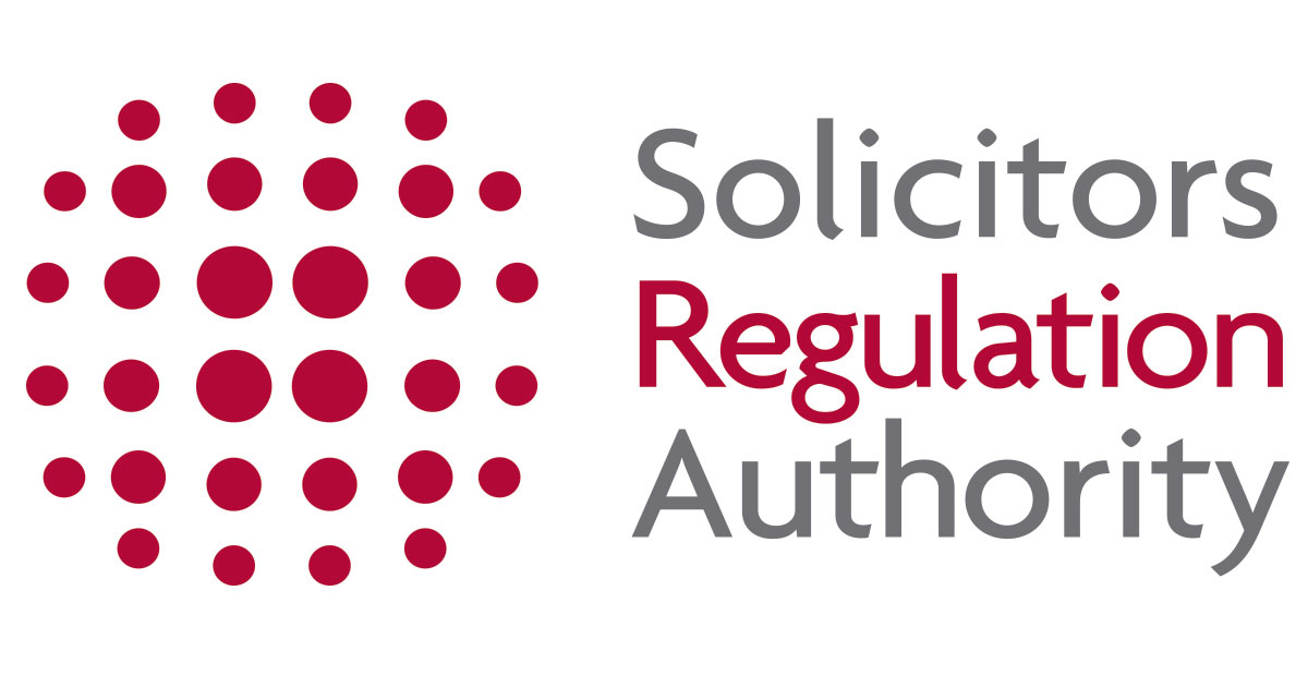 Solicitor Regulation Authority Logo