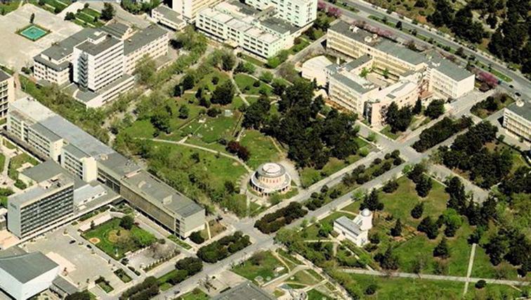 Aristotle University Campus