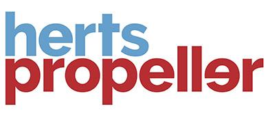 Herts Propeller Logo