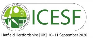 2nd International Conference on Energy and Sustainable Futures logo