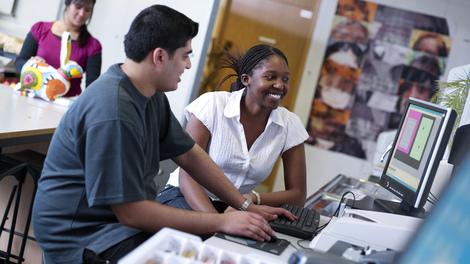 Develop employability skills through work-based learning