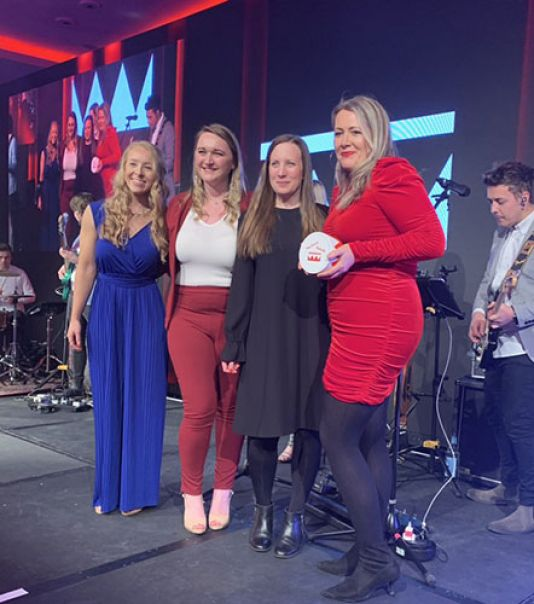 We win Brand Development of the Year at The Drum Marketing Awards 2019