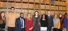 Law School launches Support at Court initiative to help families navigate the court system