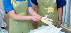 University of Hertfordshire donates vital supplies to Hertfordshire County Council