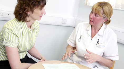Therapeutic radiographers make a difference for people with cancer