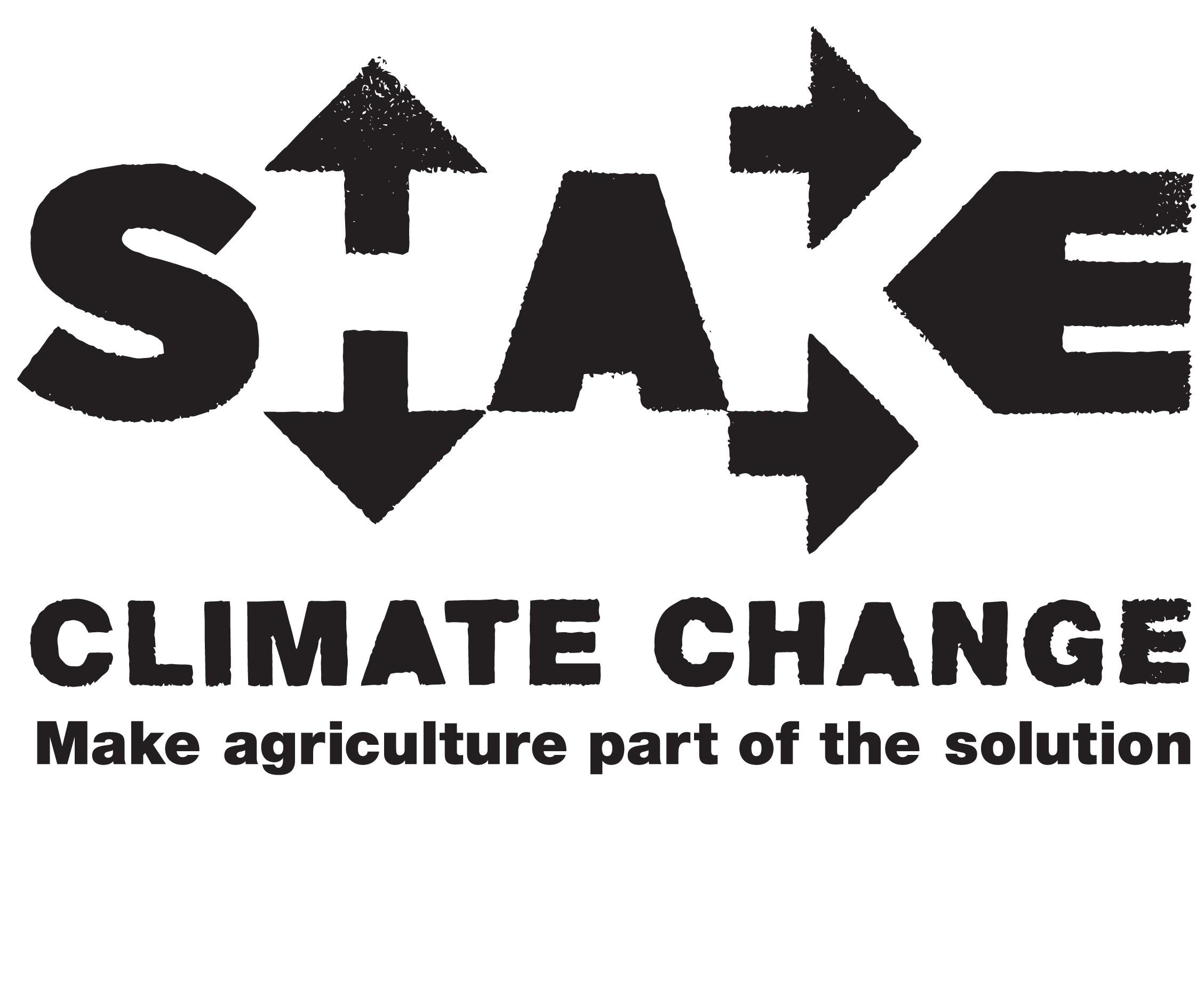 shake logo in black