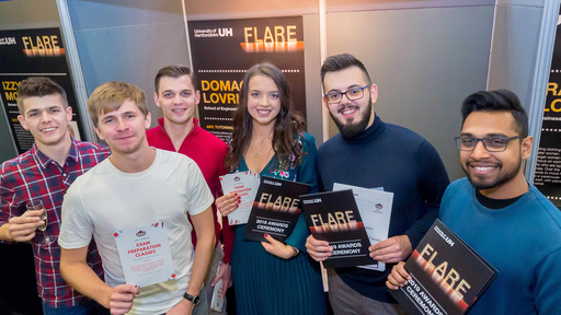 flare finalists