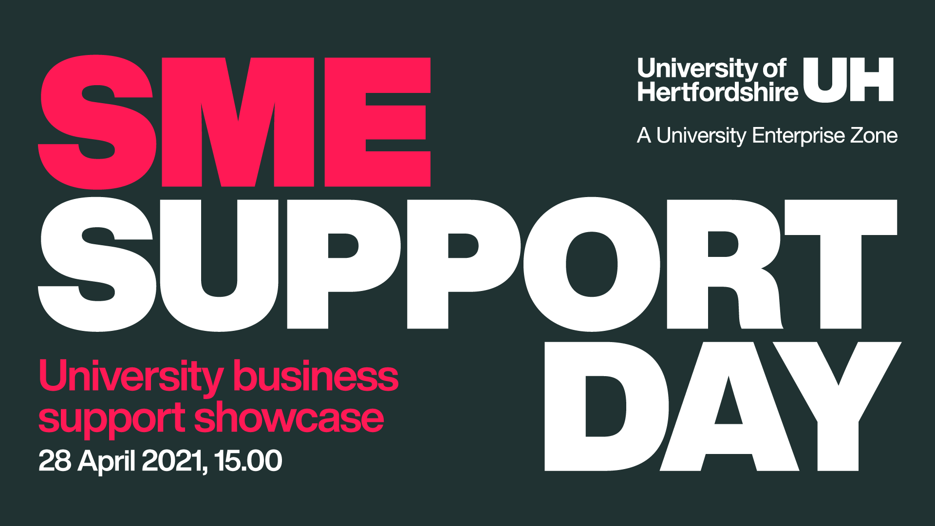 SME Support Day: University Business Support Showcase
