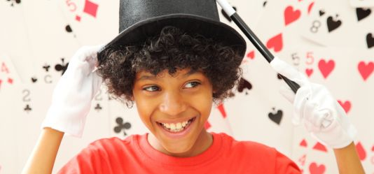 Conjuring up creativity: can magic tricks hold the key to unlocking children's creative thinking?