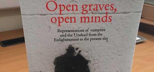Dracula vs Frankenstein - The Night of the Literary Living Dead, at the Edinburgh International Book Festival