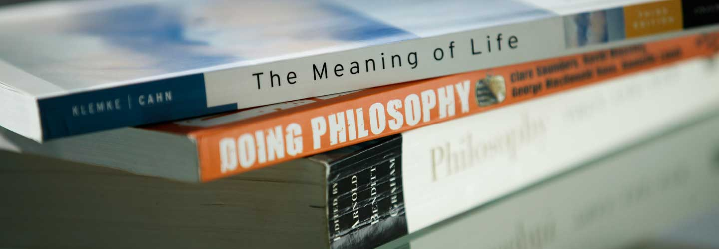 Philosophy books mobile