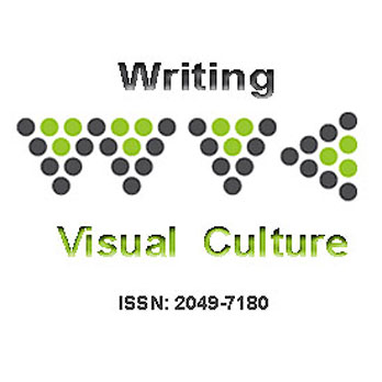 Writing visual culture logo