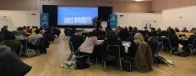 Winning Herts & Minds event is a big success for student teams