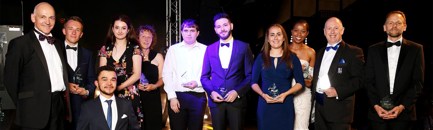 VCA Student Award Winners