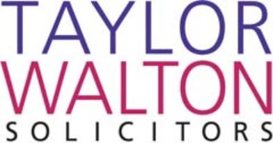 Taylor Walton Solicitors logo