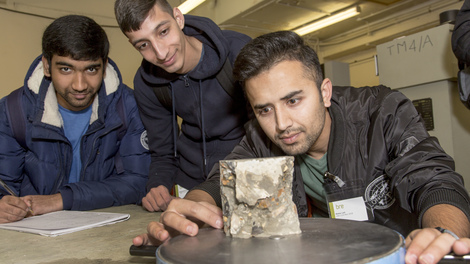 Study at one of the largest engineering schools in the UK