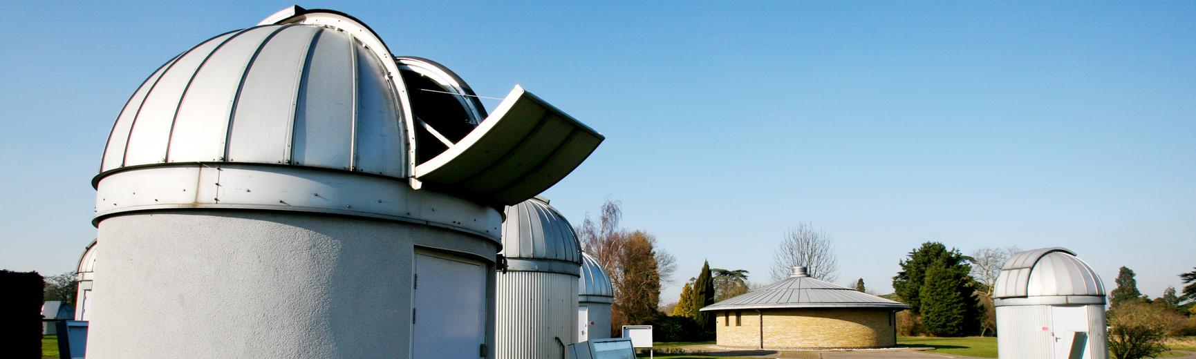 Telescope pods